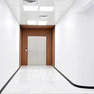 پانل سفید ساده