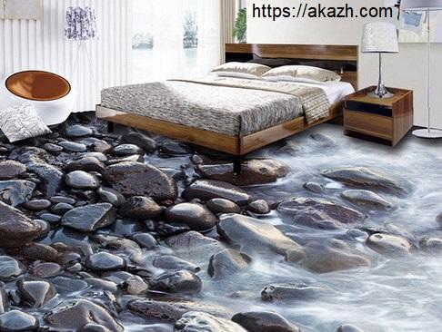 نصب کفپوش اتاق خواب